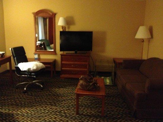 Baymont Inn & Suites Oklahoma City Airport: Sitting Area