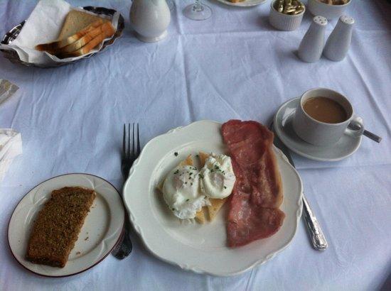 Kinnitty Castle Hotel: Yummy Breakfast