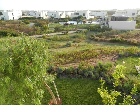 Martinhal Sagres Beach Resort & Hotel: view from garden villa toward pool
