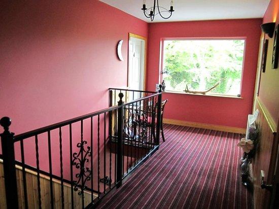 Watersedge Kenmare: Upstairs Hallway