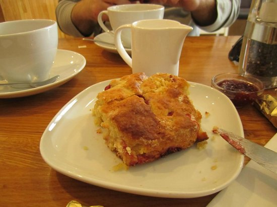 Watersedge Kenmare : Breakfast!