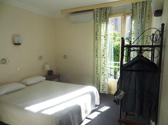 Hôtel Maquis et Mer : La chambre no 17