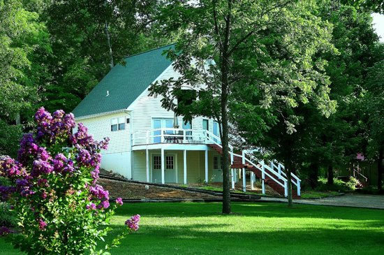 River Ridge Inn: Gardenside Chalet