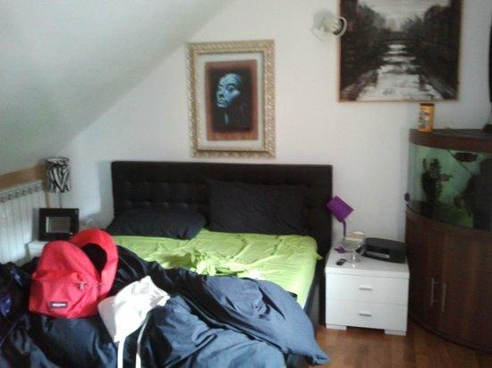 San Siro 47: il letto