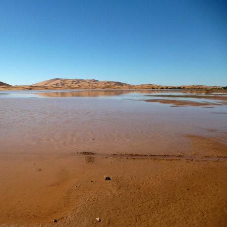 Dar Duna: Lac temporaire