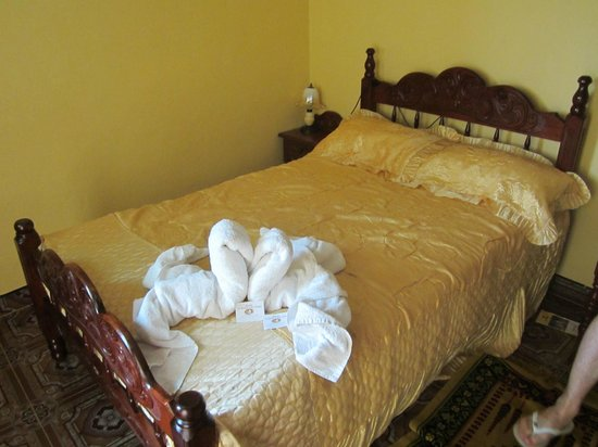 Hostal Dr. Suarez y Sra. Addys: Big room