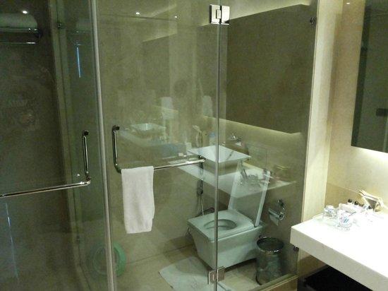 Holiday Inn Chandigarh Panchkula: bathroom