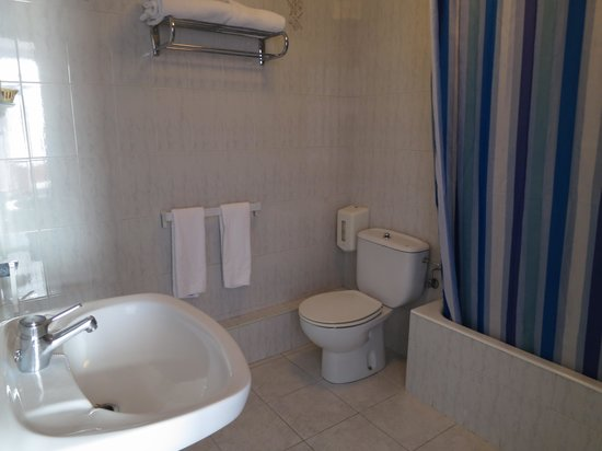 Hotel San Nikolas : Baño