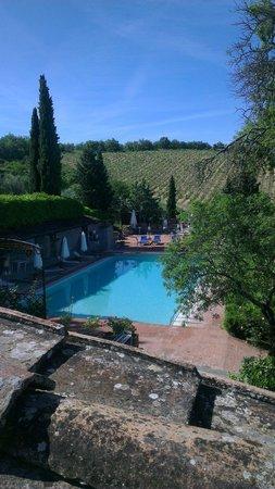 Residence Villa Miranda/Santa Cristina: Fantastic Pool