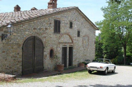 Residence Villa Miranda/Santa Cristina : Quiet & Quaint