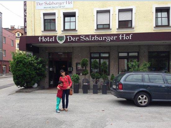 Thb Hotel Annex Der Salzburger Hof In Salzburg
