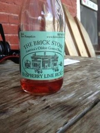 The Brick Store: root beer, soda, and lots of other flavors.  This one was different and delicious