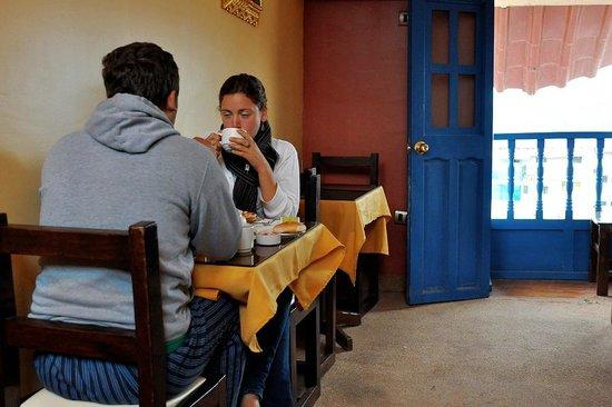 La Posada de Montero: Comedor