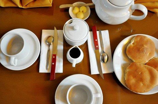La Posada de Montero: Desayuno
