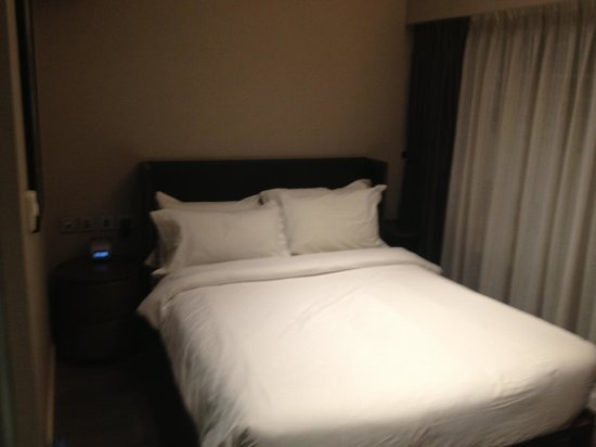 Holiday Inn Express New Delhi International Airport Terminal 3: Comfortable bed