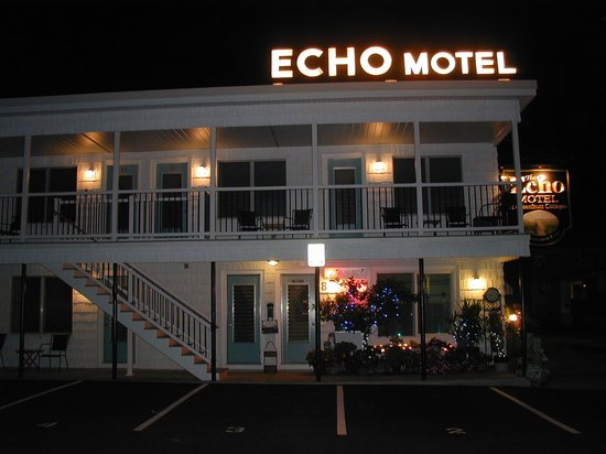 Echo Motel & Oceanfront Cottages照片