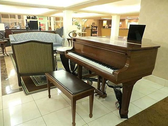 Biltmore Hotel & Suites: Yamaha grand piano