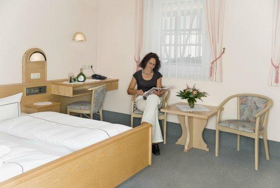 Hotel Ebner: Hotelzimmer