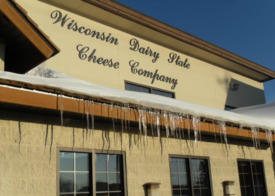 ‪Dairy State Cheese Factory‬