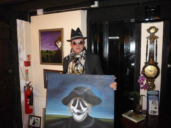 Dr Syns Guest House: Famous Guest