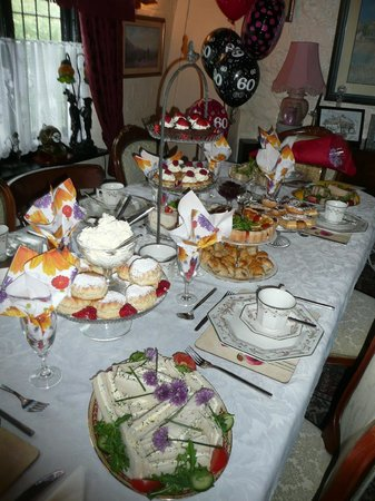 Dr Syns Guest House: Afternoon Cream Tea