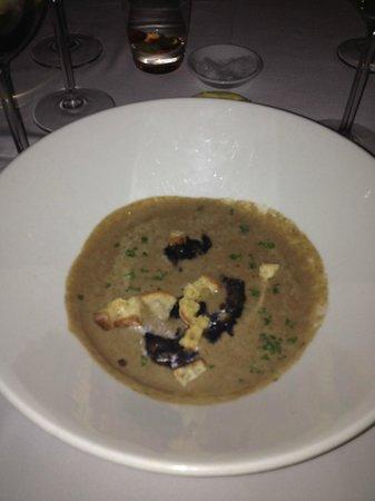 Myoga: Soup