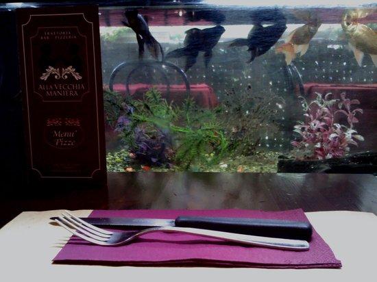 Alla Vecchia Maniera: foto ristorante