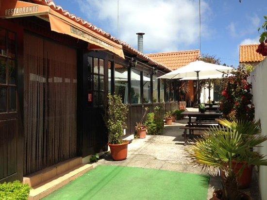 Restaurante Tavola: Esplanada lateral