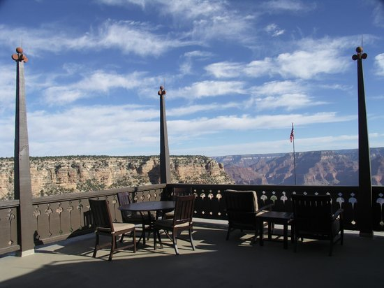 El Tovar Hotel Canyon View Rooms