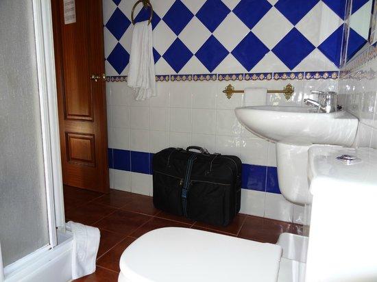 Hotel San Francisco - Ronda: Salle de bain