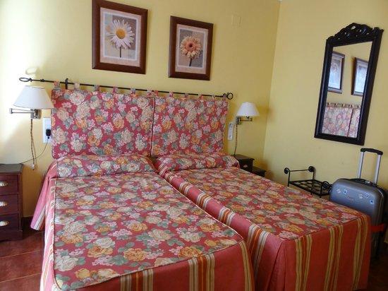 Hotel San Francisco - Ronda: Chambre