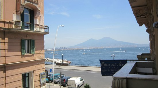 Relais Sul Mare - Boutique B&B in Naples : vista