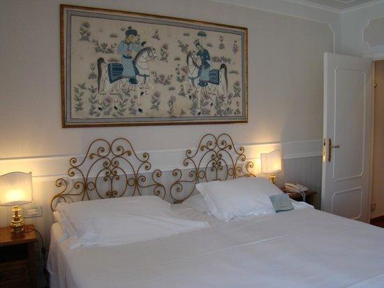 Grand Hotel Miramare: habitacion