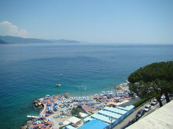 Grand Hotel Miramare: vistas