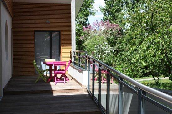 Spa Sur Terrasse Appartement terrasse appartement trentemoult - picture of resid'spa - loire