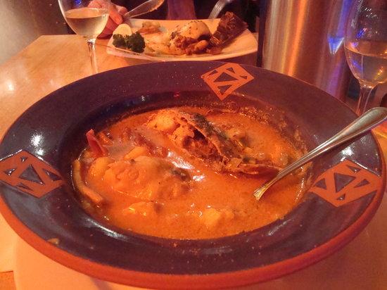 Max Seafood Restaurant: amazing sea food hot pot