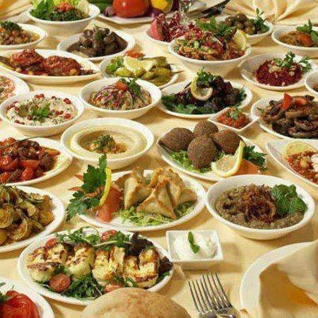 Delices d'Orient : Mézzé