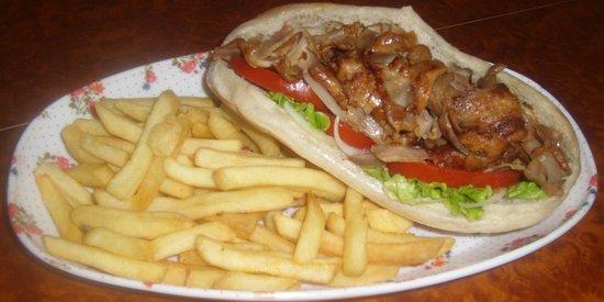 Delices d'Orient : KEBAB