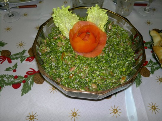 Delices d'Orient : TABBOULE LIBANAIS