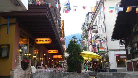 Spiess & Toscana Hotel Restaurant