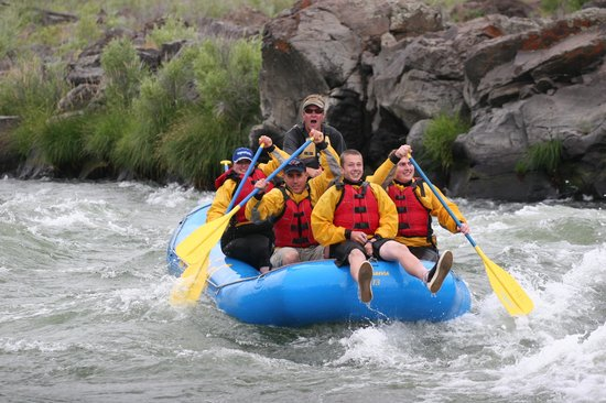 Imperial River Co.: Rafting