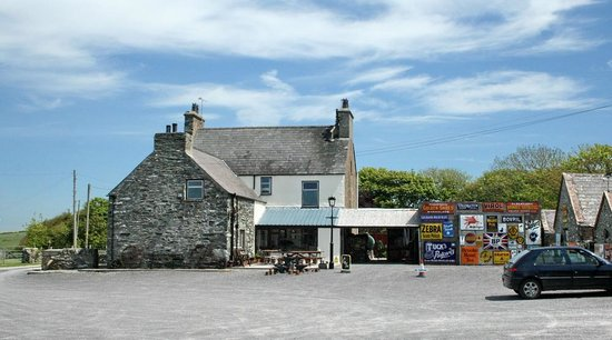 Cemaes Bay, UK: The Cafe
