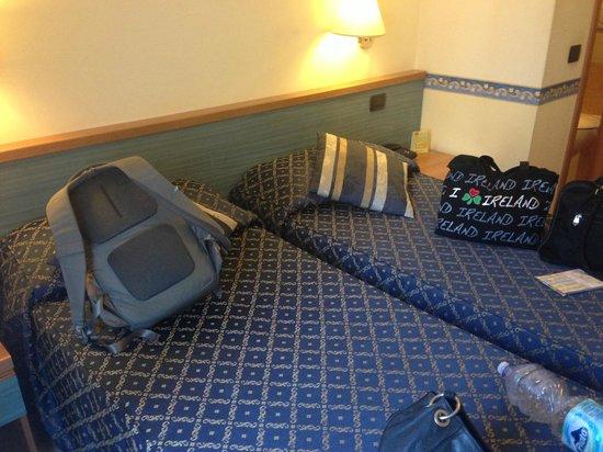 Hotel Dolomiti: Twin Room