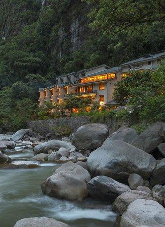 SUMAQ Machu Picchu Hotel: Front