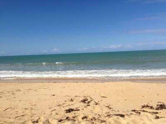 Estrela D'Agua: Praia da Pousada