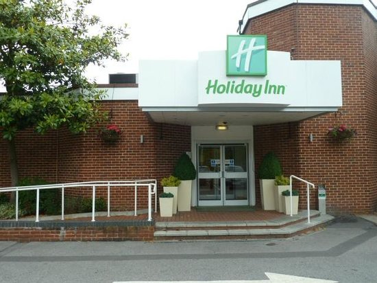 Holiday Inn Basingstoke: Top place to stay.