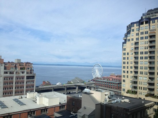 Loews Hotel 1000, Seattle: View