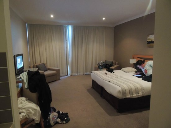 Mercure Kooindah Waters Central Coast: the room
