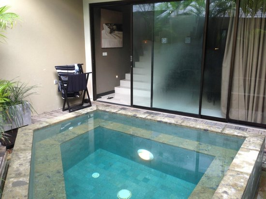 Cicada Luxury Townhouses: Private Pool - Villa 4