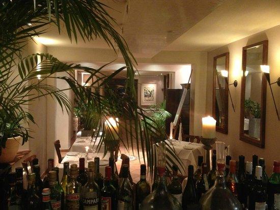 Ristorante Taormina: il ristorante
